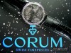 "CORUM ""Celebrates the second Millenium"" watch"